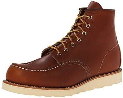 Work boots produced in the United States are best known for their high quality comfortable boots and #ThorogoodAmericanHeritageWorkBoots is no different. As a point of interest, they were listed among the three most comfortable work boots on the market.