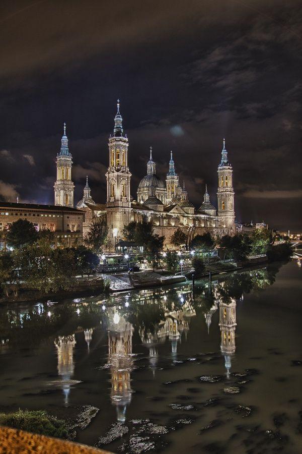 Basilica del Pilar, Zaragoza, Spain