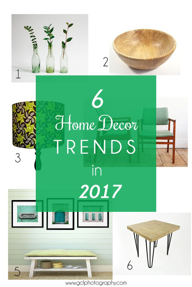 We are half way though 2017 and here is a roundup of six of the most popular home decor trends so far this year. Click thru to read more on my blog now.