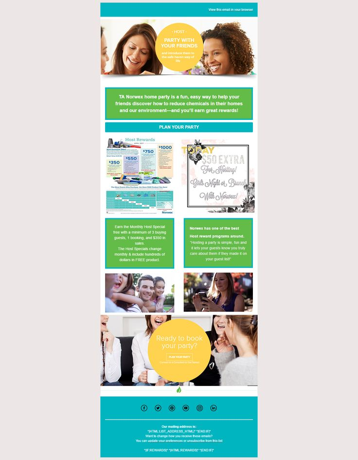 17 parasta ideaa Email Marketing Templates Pinterestissä - marketing email template