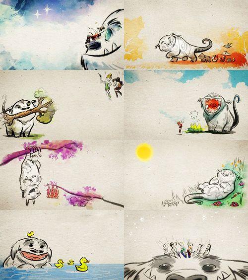 Tinkerbell and the Legend of the Neverbeast End Credits esta película de Tinker bell es hermosa tienen que verla yo hasta llore, tiene un hermoso mensaje como todas las película deben verlas...