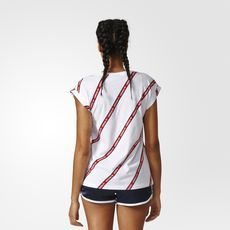 adidas - Camiseta Roll-Up