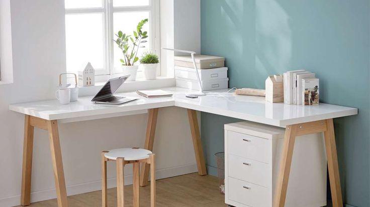1000 id es sur le th me bureau angle sur pinterest meuble tv chene bureau d 39 angle et bureau d. Black Bedroom Furniture Sets. Home Design Ideas