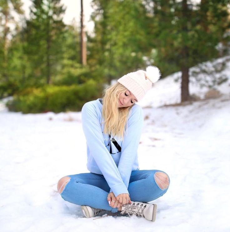 Alisha Marie is my favorite vlogger
