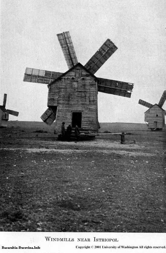 13 Charles Upson Clark Bessarabia - Basarabia Mori la Istriopol 1927