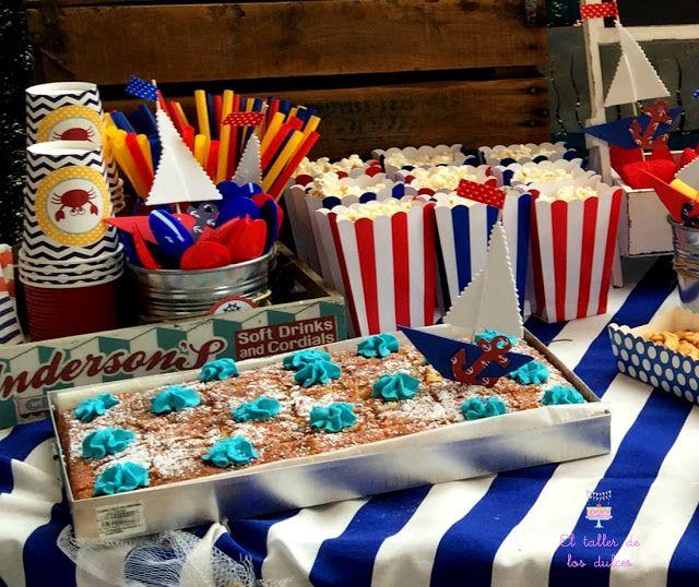 25 ideas destacadas sobre fiestas infantiles de playa y - Decoracion de cumpleanos infantiles ...