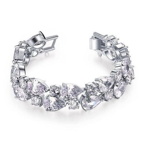 Bailey Crystal Elegant Bracelet