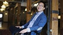 The tempered enthusiasm felt by wealthy individuals like Bernie Li speaks to the restlessness felt by those who have a lot to lose and gain if stock markets move. (Michelle Siu For The Globe and Mail)