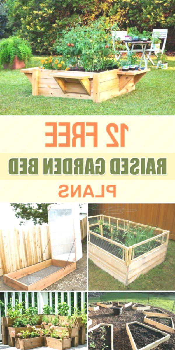 12 Free Raised Garden Bed Plans Raised Garden Bed Plans Raised Garden Building A Raised Garden