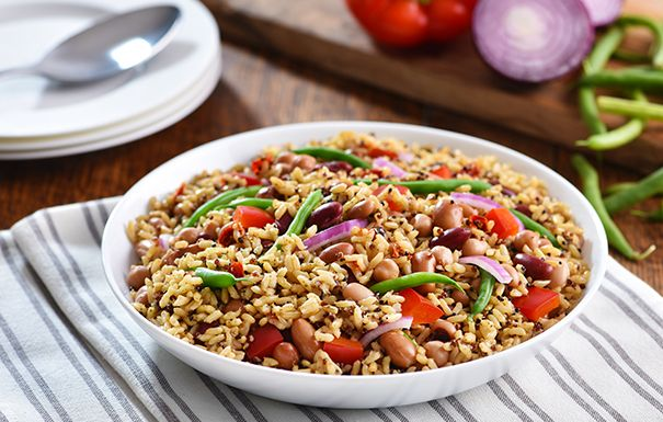 UNCLE BEN'S® Easy Rice Recipes - Delicious Rice Dishes and Meals.