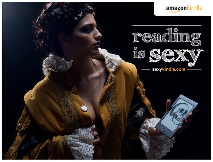 Get here your sexy kindle for only $79! #kindle #readingissexy