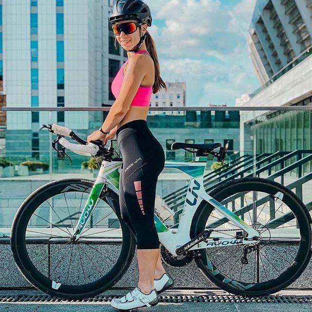 Santic Women Padded Cycling Shorts Cycling Women Female Cyclist Cycling Outfit