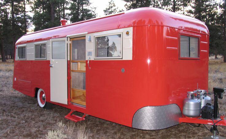 A 1947 Westwood Coronado Camper Restored By Flippin Rvs