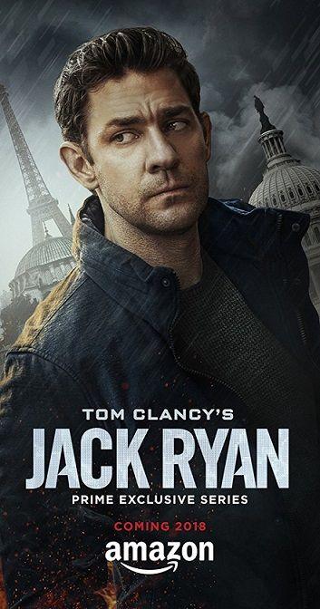 Amazon Prime Video's Tom Clancy's Jack Ryan First Trailer!   Serpentor's Lair