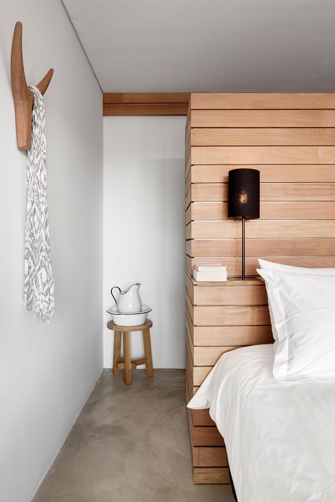 Windtown Langebaan Guest Suite. Interior design by Source Interior Brand Architecture.