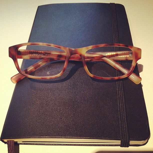 This is one of our awesome glasses from the collection - Frame: Danby / Colour: Bronze Tortoise Matte. These can be bought at www.oscarwylee.com.au very soon.