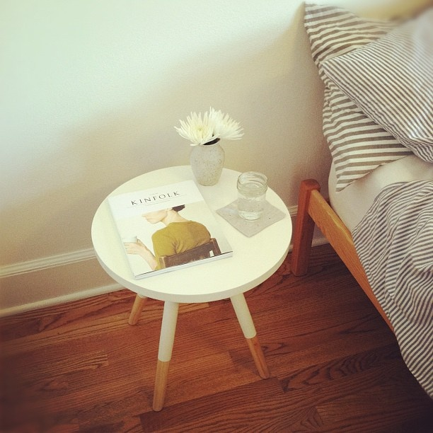 want this bedside table from west elm