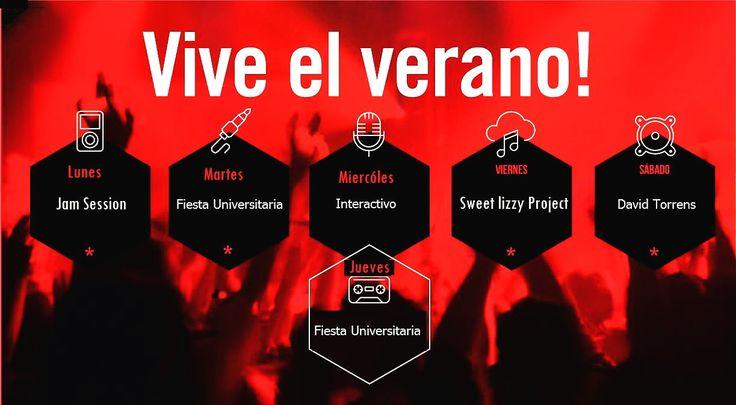 LA HABANA, CUBA: 🇨🇺  Corner Cafe en noches de Verano: Hoy Miércoles Interactivo*Jueves Fiestas Universitarias*Viernes Sweet Lizzy Project*Sábado David Torrens, Ray Fernandez y Kevis Ochoa*Reservas: 78371220 *_*   PARA RECIBIR NUESTRA PROMOCION POR SMS ENVIA: ''PROMO CÓRNER CAFE'' AL +5354834060 www.facebook.com/top.publicity @top_publicity www.facebook.com/webcubana www.webcubana.com www.facebook.com/gocuba360