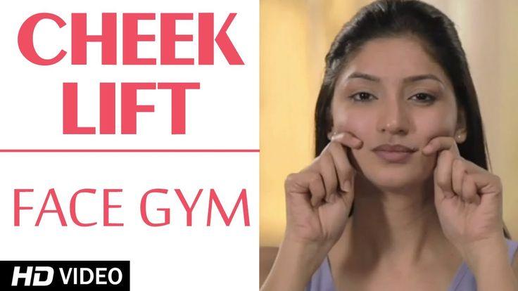 Face Gym - Cheek Lift HD   Asha Bachanni