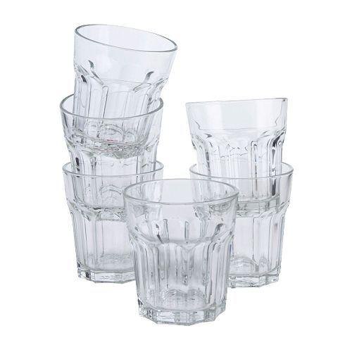 IKEA - POKAL, Verre, Grâce à sa forme généreuse, ce verre peut aussi être utilisé pour servir de délicieux desserts.Peuvent s'empiler les uns dans les autres pour gagner de la place dans le meuble.