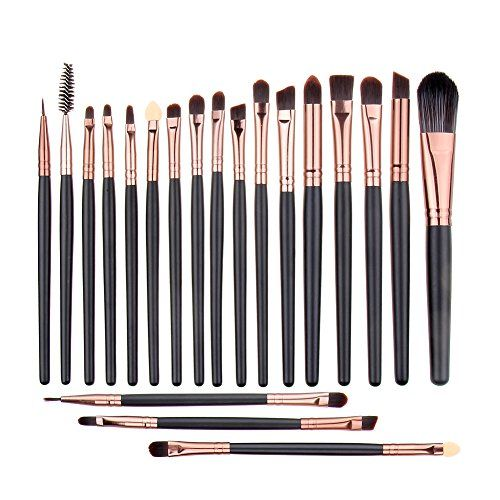 UNIMEIX Eye Makeup Brushes Set Eyeliner Eyeshadow Blending Brushes ( 20 Pieces Coffee). For product & price info go to:  https://beautyworld.today/products/unimeix-eye-makeup-brushes-set-eyeliner-eyeshadow-blending-brushes-20-pieces-coffee/