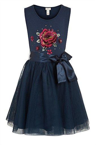 Monsoon Florabunda Dress