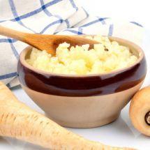 (Re)découvrez ce légume: le panais, en purée ! #recette #cuisine #healthy…