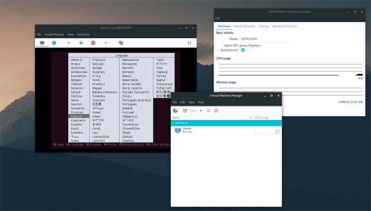 How To Use Virt-Manager On Linux