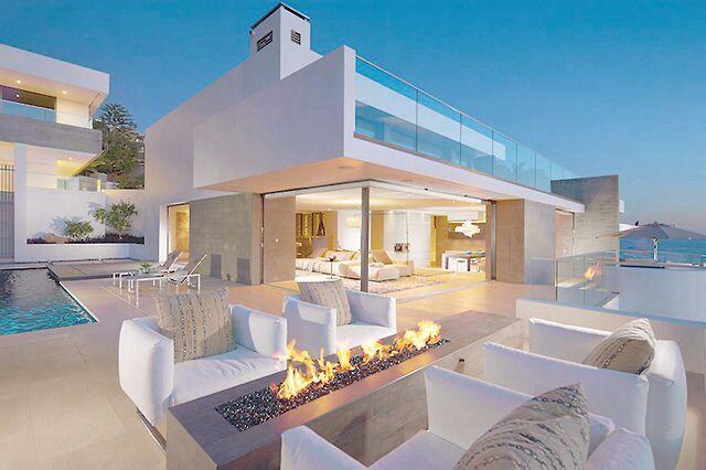 Fancy Rich House Dream Home Pinterest House