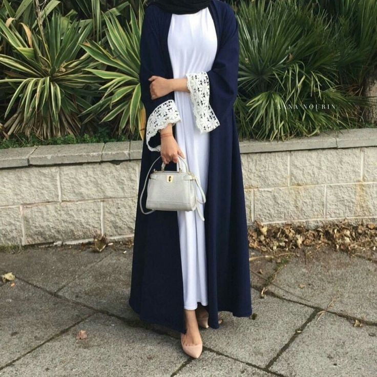 48 Best Abaya Images On Pinterest Abaya Fashion Hijab