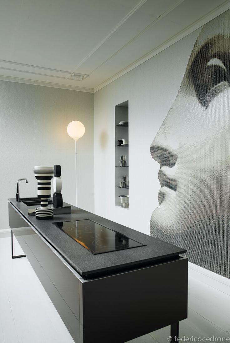 #kitchen design #modern #minimal