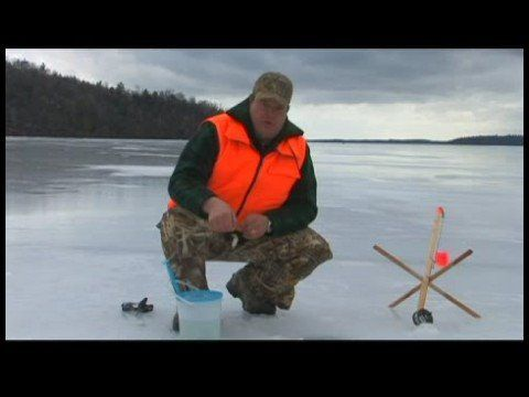 how to catch more fish on tip ups