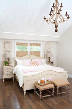 Cottage Home - Traditional - Bedroom - dc metro - by Christine Kelly / Crafted Architecture