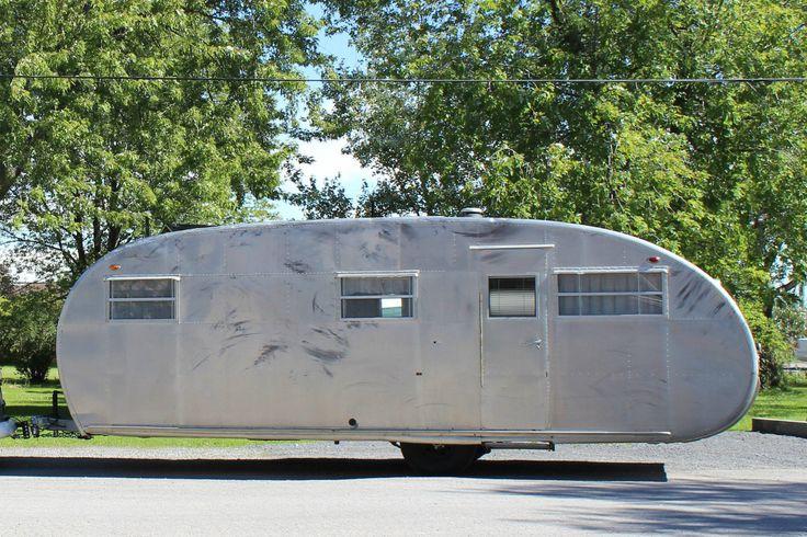 Caravane Américaine Spartan Année 1950 | eBay