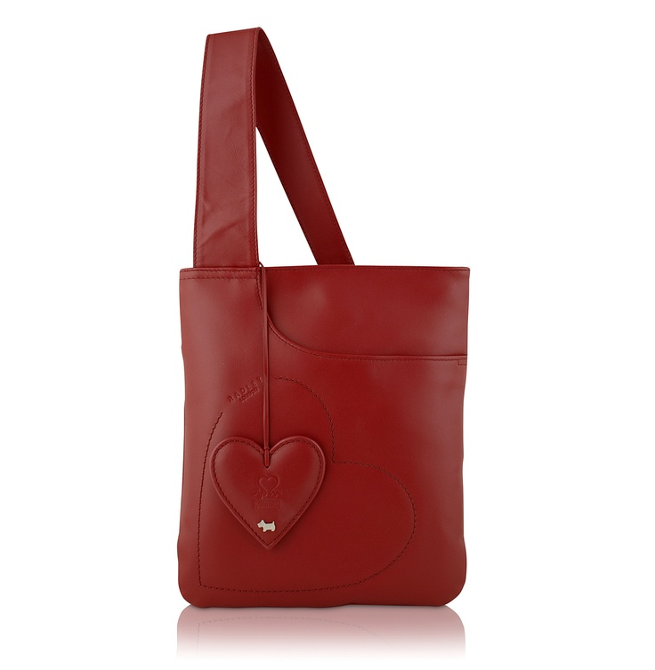 Radley british heart foundation pocket bag