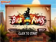 Take a bike and perform a crazy race at tough and thrilling areas! Are you fully-prepared to accept this awesome task in Bike Rivals guys? Time to experie