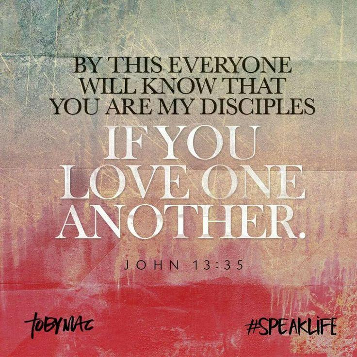 Image result for john 13:35