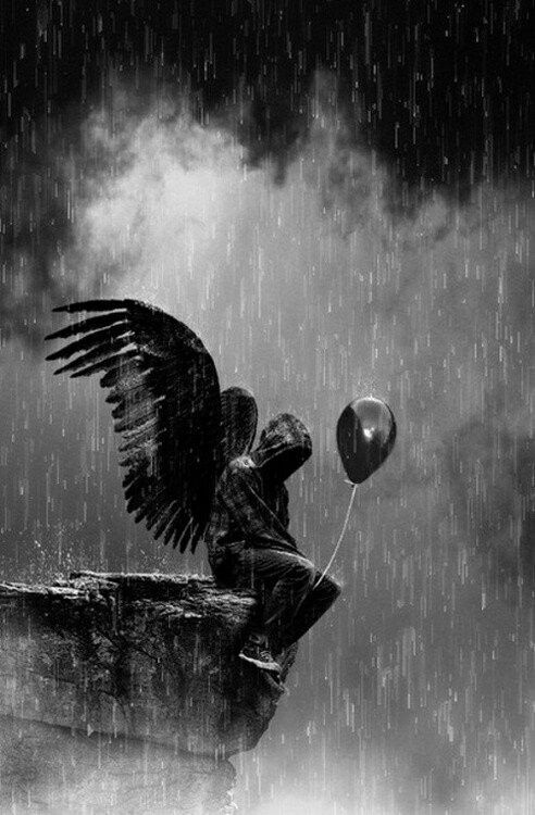 angel of sorrow - photo #14