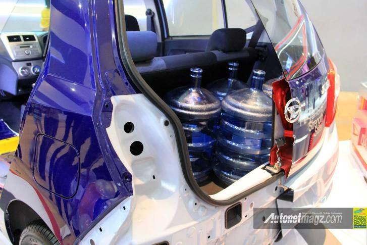 Daihatsu, Bagasi Daihatsu Ayla Cukup Luas: 7 Trik Tim Riset Daihatsu Memangkas Ongkos Produksi Daihatsu Ayla dan Toyota Agya Agar Menjadi Mobil Murah