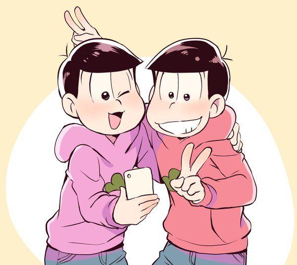 おそ松さん Osomatsu-san トド松&おそ松