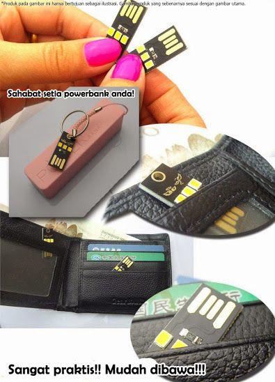 Lampu USB Led Mini - Antika Store