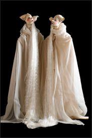 Luciana Cornale  Scultura morbida polimaterica 155 cm