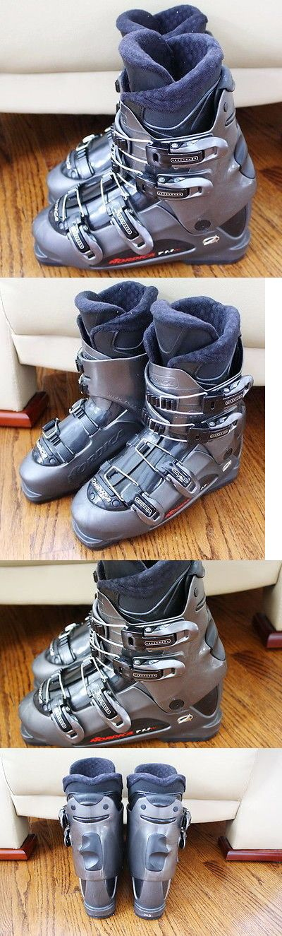 Women 21241: Nordica T 1.1 Ski Boots Size 26 Women Size 9 -> BUY IT NOW ONLY: $73.1 on eBay!