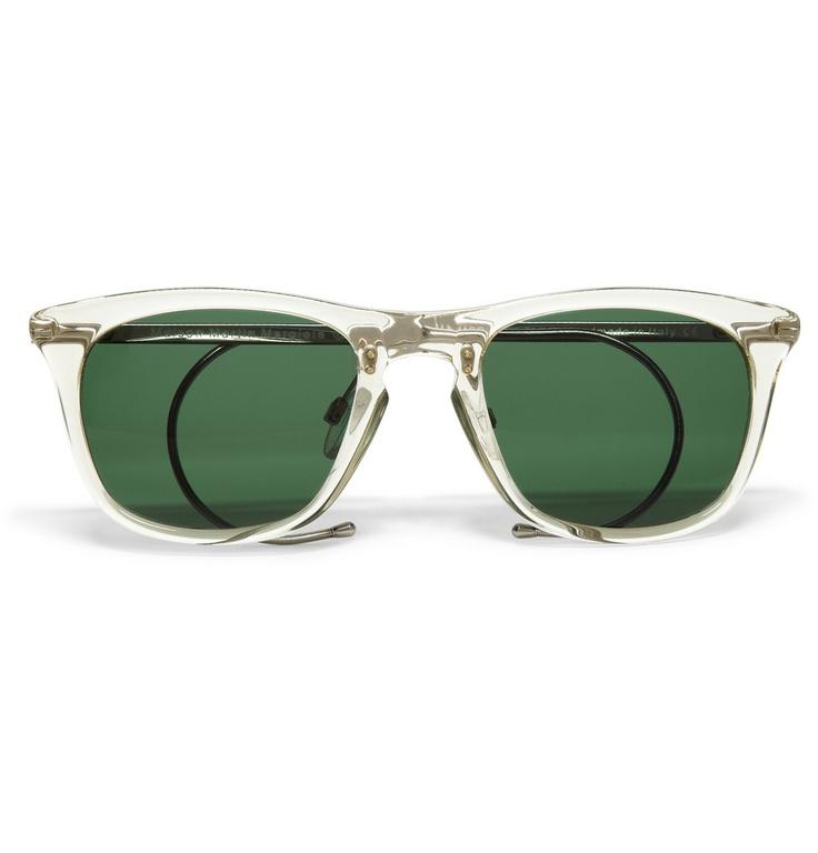 Maison martin margiela sunglasses style gentlemen for Martin margiela glasses