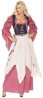 Tavern Women's Renaissance Pirate Costume