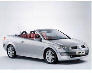 Renault Megane Coupe – 1.6 cc, benzina, cutie vit. manuala, decapotare electrica, paravant, CLIMATRONIC