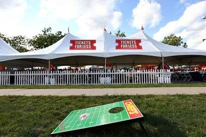 Top 5 Reasons to Tailgate at Arrowhead Stadium #Chiefs #ArrowheadStadium #Arrowhead #KC #Tailgating #Tailgate #KansasCity