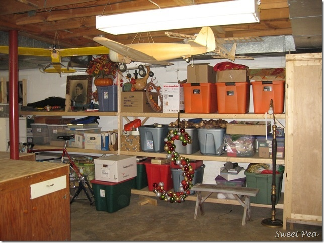 54 best images about organized basement on pinterest garage sale tips diy storage shelves. Black Bedroom Furniture Sets. Home Design Ideas
