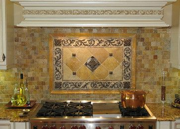 Kitchen Backsplash Mosaic And Metal Accent Mural   Looking To Transform  Your Kitchen. Our Collection