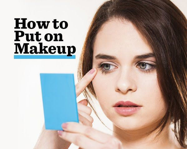 Pucker Up, Smile Big, Suck In Your Cheeks: The Best Faces to Make When Applying Makeup | Women's Health Magazine